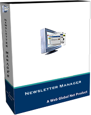 Web Global Net Newsletter Manager
